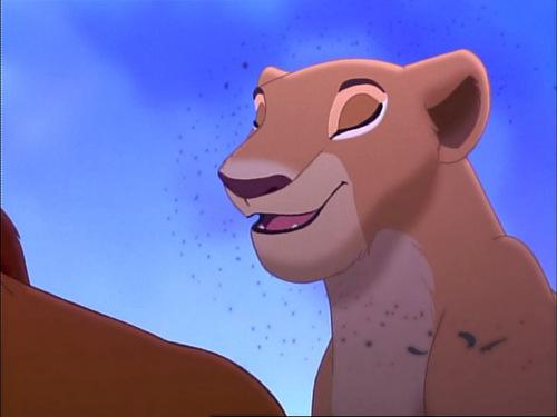 The Lion King 2:Simba's Pride wallpaper titled Nala