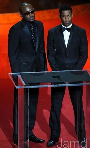 Omar Epps Presenting @ the 2009 NAACP Awards