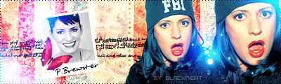 Paget Brewster wallpaper entitled Paget Banners