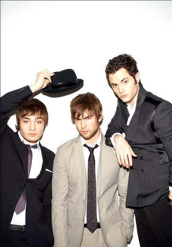 Penn,Chace And Ed
