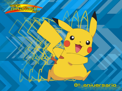 Pikachu wallpaper with anime titled Pikachu