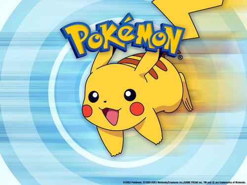 Pikachu wallpaper probably containing anime called Pikachu