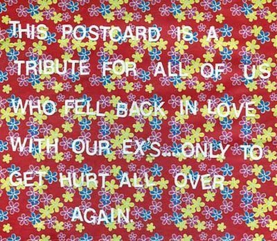 PostSecret - February 15, 2008 (Valentine's Edition)