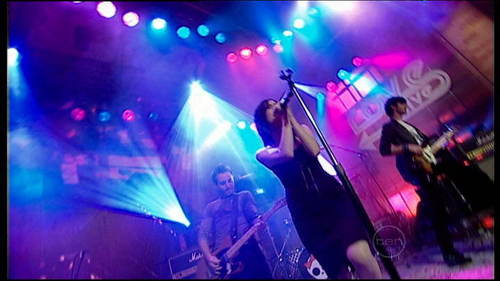 Revolution on Rove Live - the-veronicas Screencap