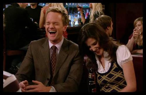 barney start dating robin The over-correction  marshall and lily are happy for barney now that he has started dating robin's co  to move on after marvin's death and start dating.