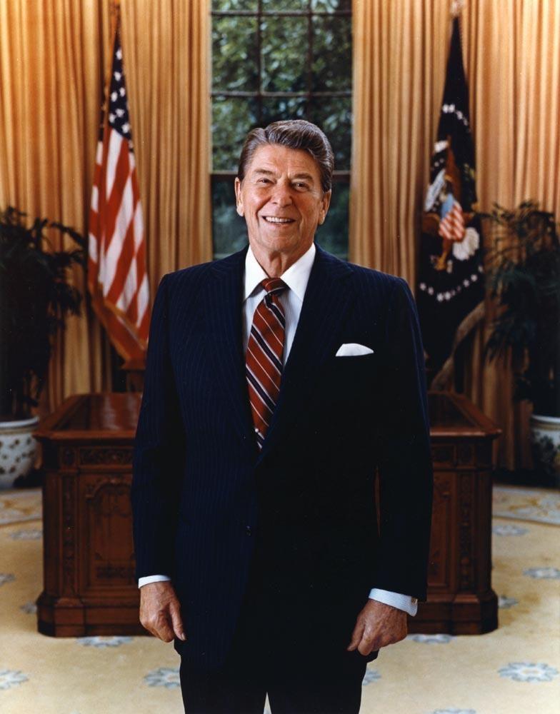 Ronald Reagan Ronald Reagan Foto 4265121 Fanpop