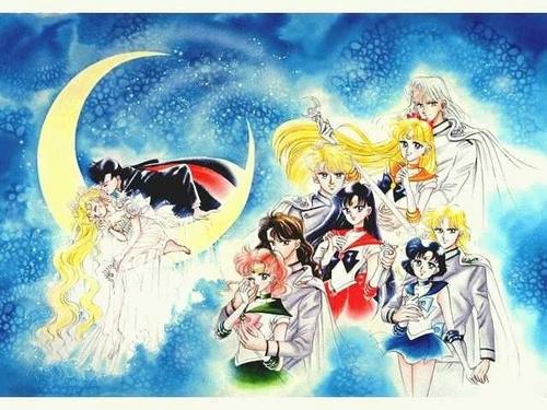 Sailor Senshi & Generals
