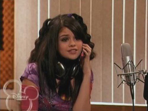Selena In Hannah Montana