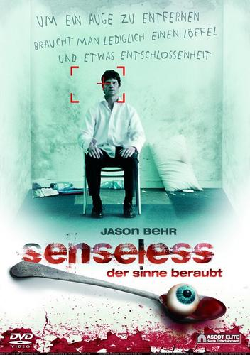 Senseless Dvd Cover - Germany