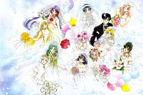 Senshi Wedding