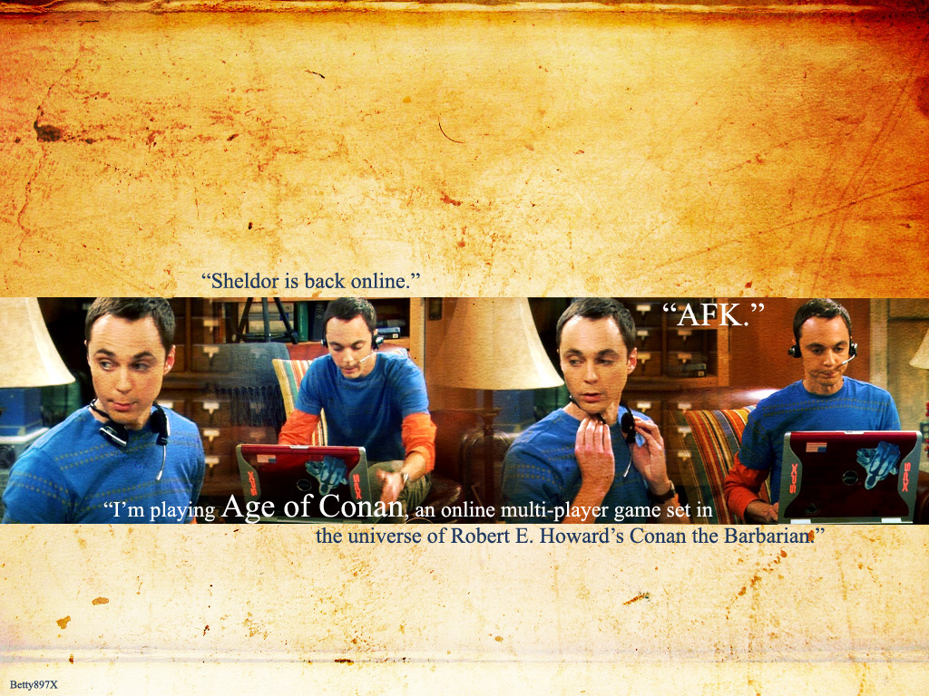 Sheldon  The Big Bang Theory Wallpaper 4223164  Fanpop
