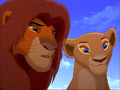 Simba & Nala - the-lion-king-2-simbas-pride photo