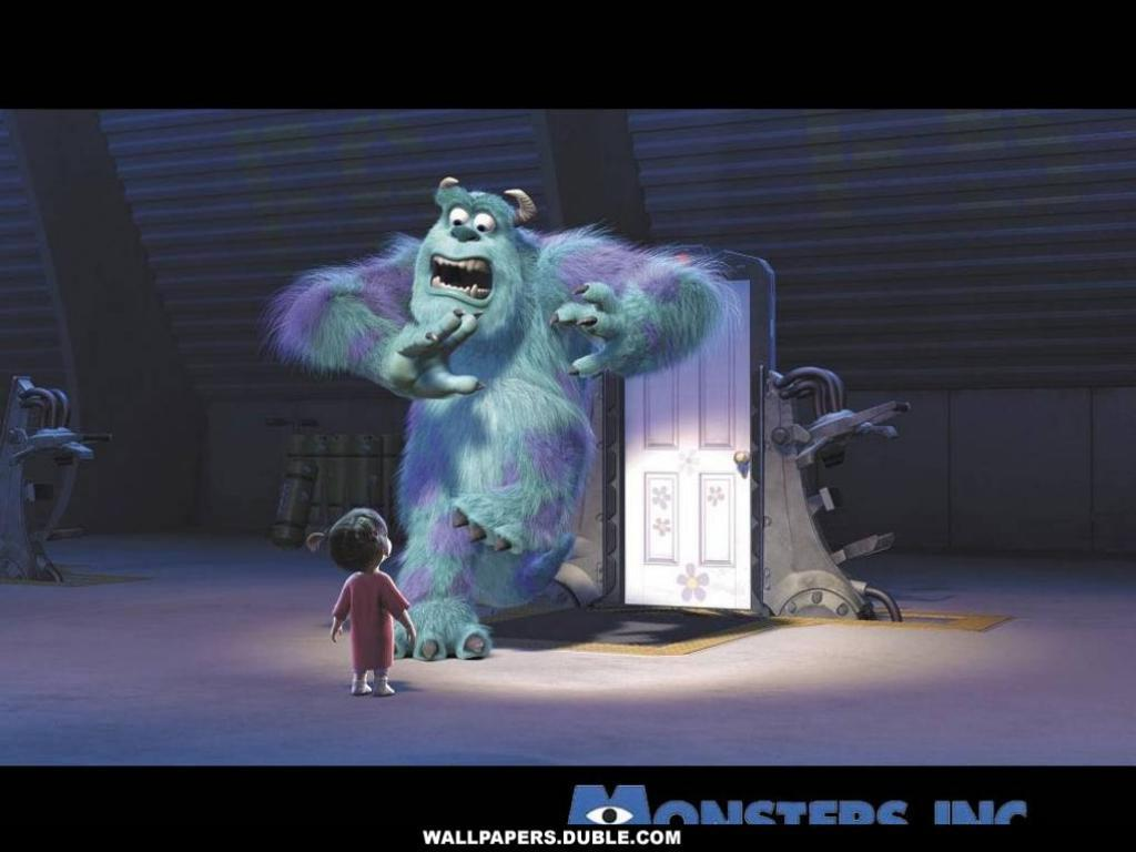 Sulley And Boo Monsters Inc Wallpaper Fanpop