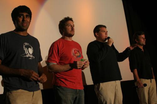 Super Troopers Play Q&A