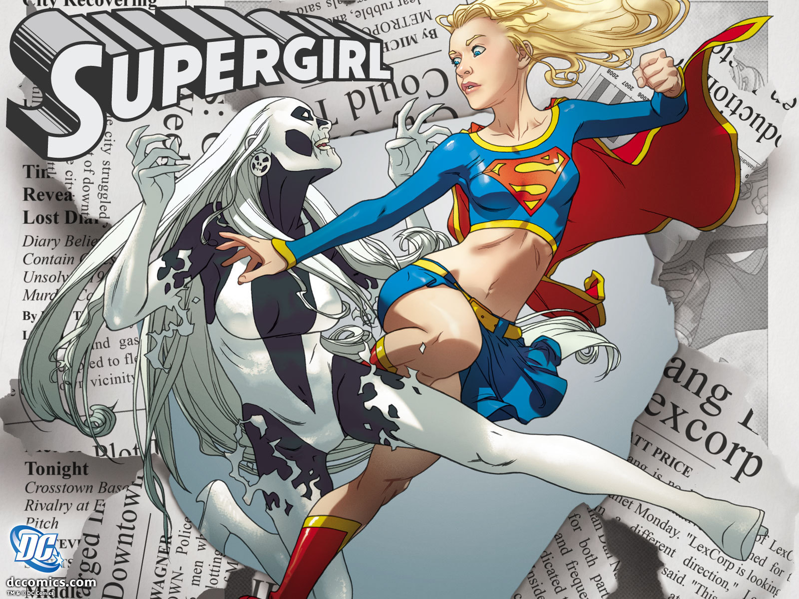 supergirl comics