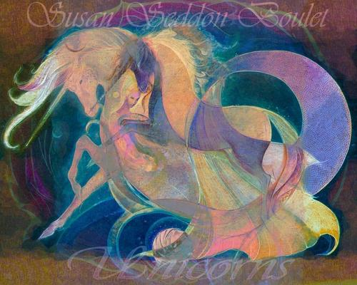 Fantasy wallpaper probably with anime called Susan Seddon Boulet Wallpaper