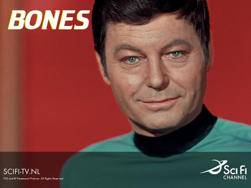 bintang Trek The Original Series kertas dinding containing a jersey called TOS