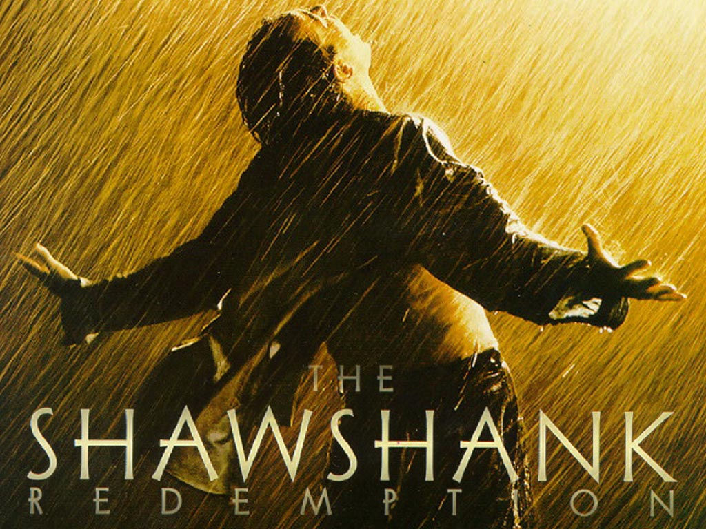 cinematography and lighting in the shawshank