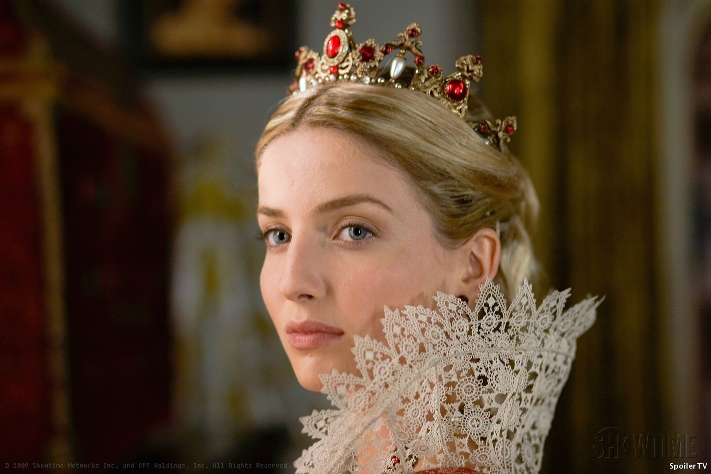Cool Pictures Jane Seymour The Tudors