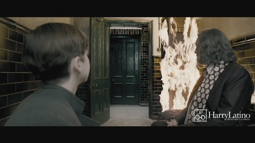 Tom Ridle & Young Dumbledore