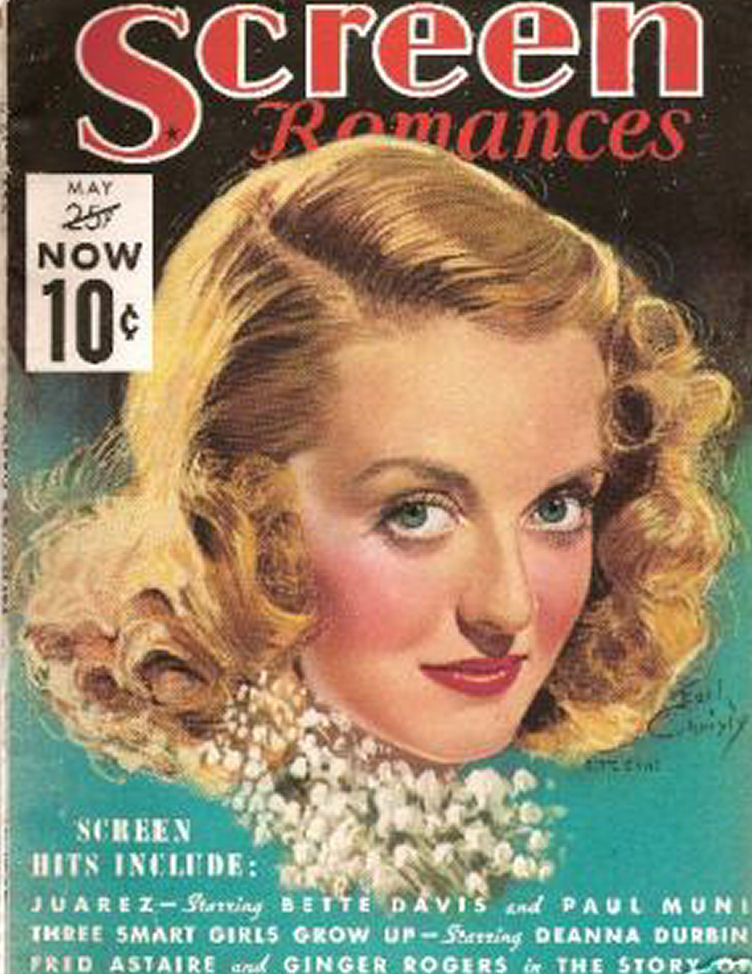Vintage magazine cover bette davis photo 4266610 fanpop for Old magazines