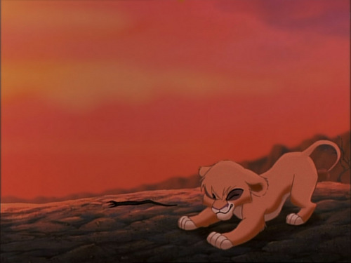 The Lion King 2:Simba's Pride wallpaper entitled Vitani
