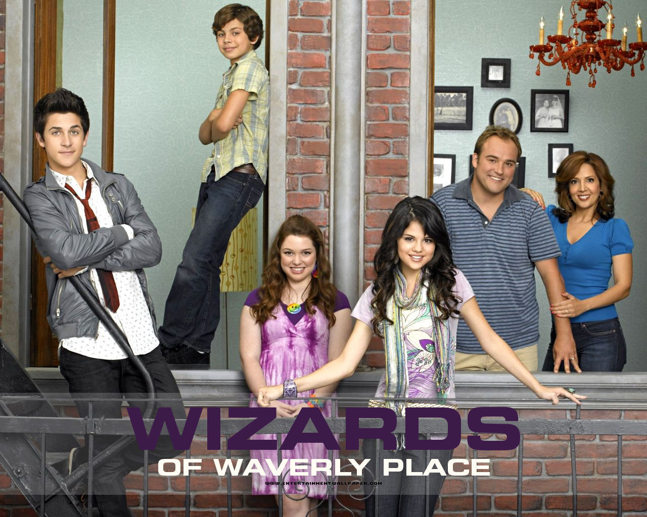 Wizards Of Waverly Place Wizards Of Waverly Place