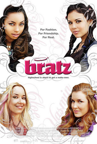 bratz the movie poster
