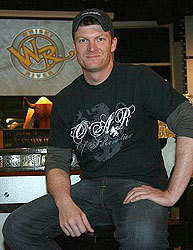 dale  jr - nascar Photo