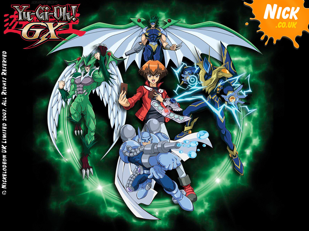 Yu-Gi-Oh GX images gx wallpaper HD wallpaper and background photos ...