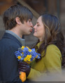 nate and blair kiss... again!! : )