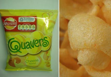 quavers - potato-chips Photo