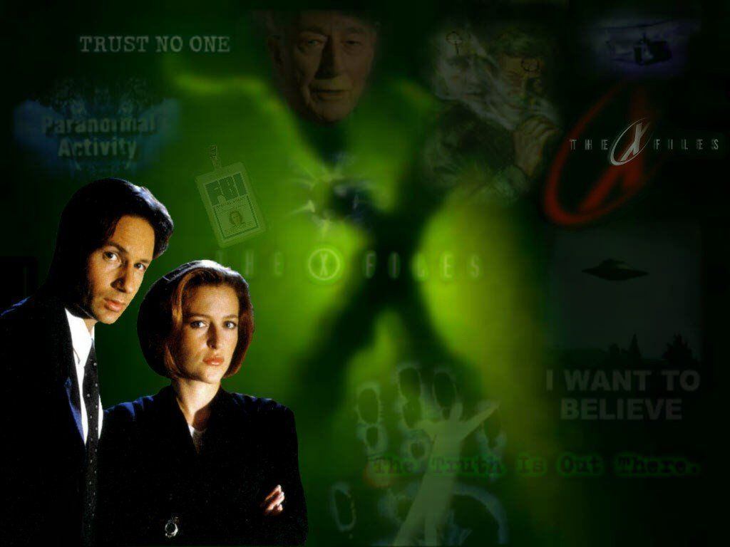 the xfiles the x files wallpaper 4208986 fanpop