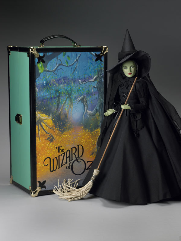 wicked witch of the west doll