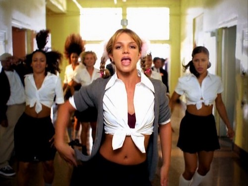 Britney Spears wallpaper probably with a drawing room, a brasserie, and a drawing room titled ...Baby One More Time