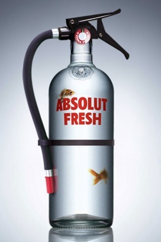 Vodka wallpaper titled Absolut