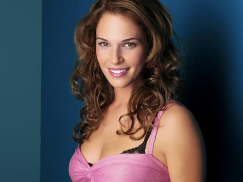 Amanda پیپر وال