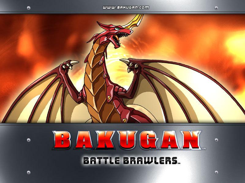 Бакуган обои для рабочего стола (Bakugan Wallpapers) 2 часть