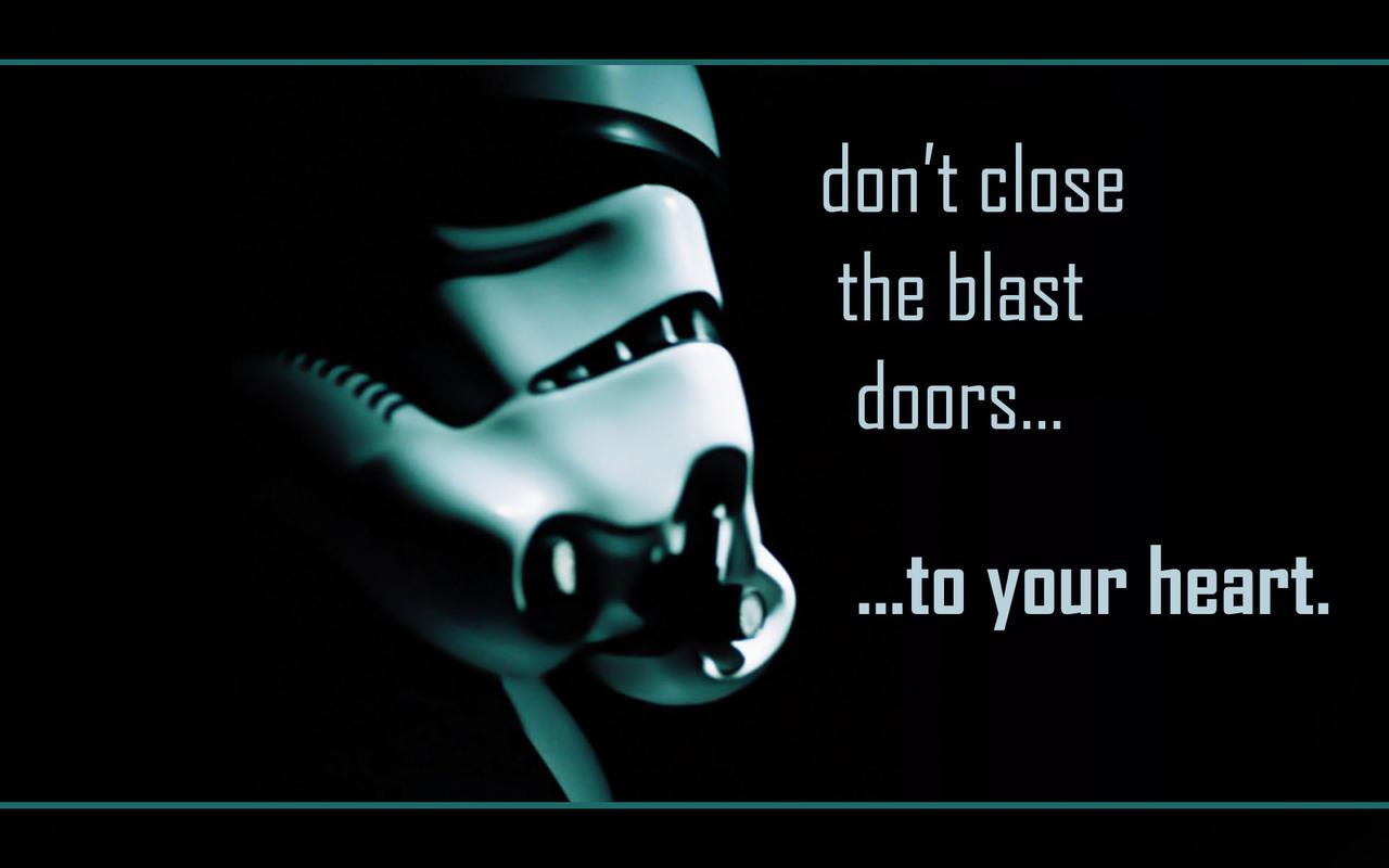 Star wars blast doors