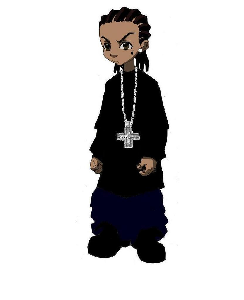 Boondocks Photo on bape cartoon wallpapers 1080x1080