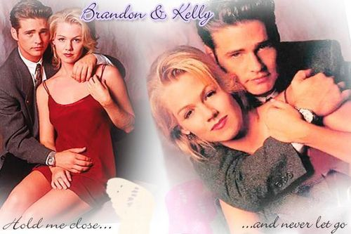 Brandon and Kelly