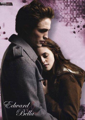 Bravo Magazine Twilight Poster Special