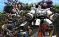 Classic Transformers - transformers wallpaper