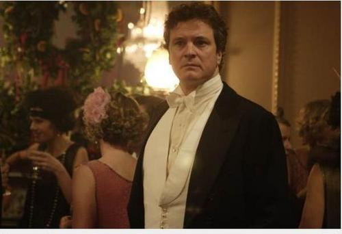 Colin Firth in 'Easy Virtue' promo 写真