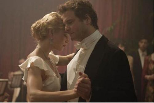 Colin Firth in 'Easy Virtue' promo photos