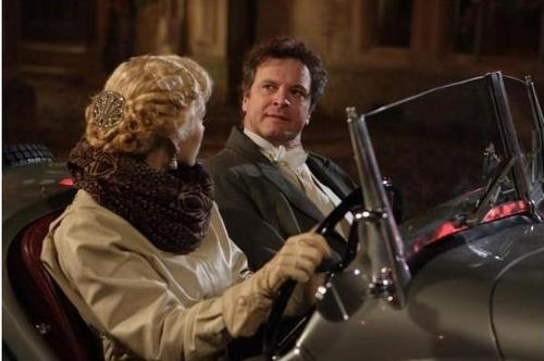 Colin Firth in 'Easy Virtue' promo mga litrato