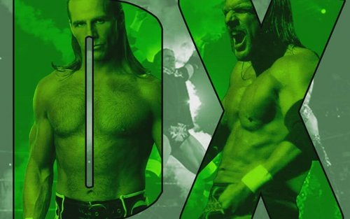 Professional Wrestling wallpaper called DX