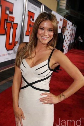 Danneel at Screen Gems World Premiere of 'Fired Up'