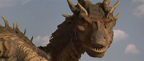 Dragonheart & Dragonheart 2 壁紙 with a triceratops titled Dragonheart