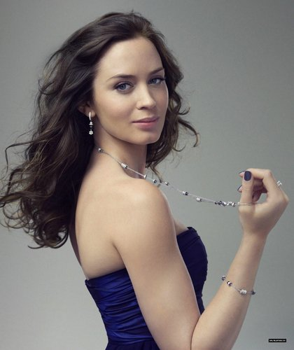 Emily Photoshoot - emily-blunt Photo